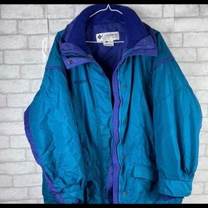 90s gizmo Columbia winter jacket